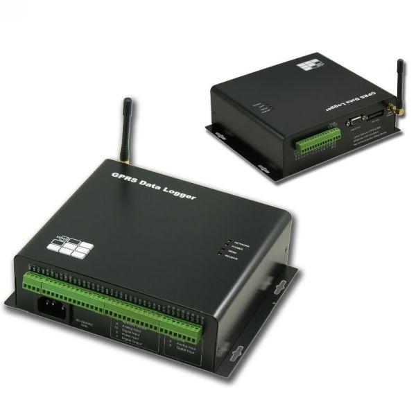 3gtrack GS828-NH GPRS NET Datalogger 6xAD 10xDI 6xPS 4xDO Ethernet