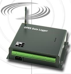 3gtrack GS828-HV GPRS Datalogger 8xT 1xH 6xAD