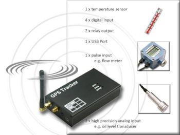 3gtrack GS902S GPRS Datalogger GPS