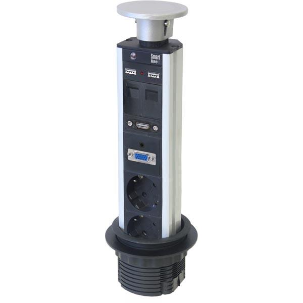Smartline 935-P2DC PopUp Konferenssi