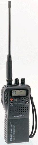 Midland Alan 42 Multi käsi LA-puhelin