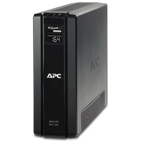 APC BR1500G-GR Back-UPS PRO 1500, Line-interaktiivinen 1500VA 865W