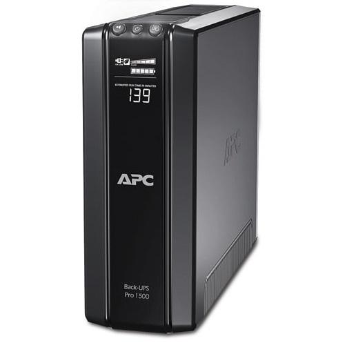 APC BR1500GI Back-UPS PRO 1500, Line-interaktiivinen 1500VA 865W