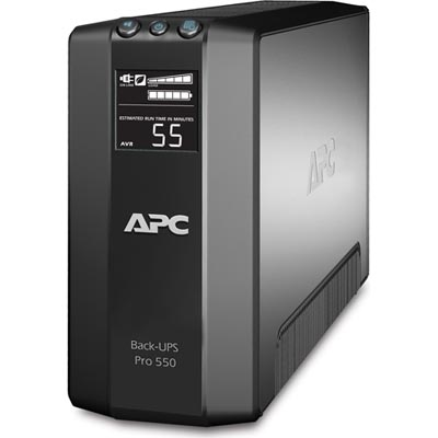 APC BR550GI Back-UPS 240V, Master Control 550 VA / 330 W