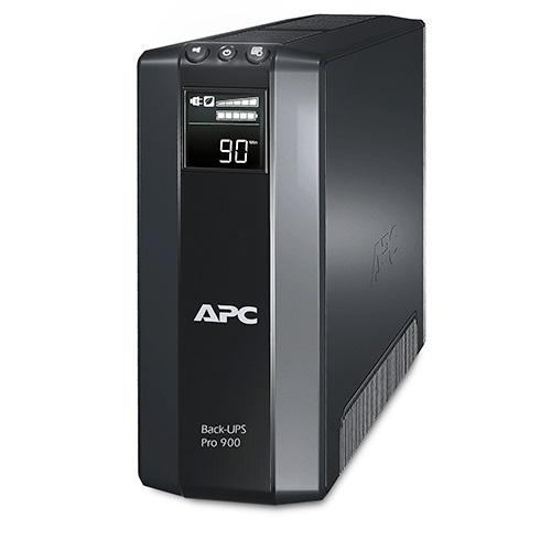 APC BR900G-GR Back-UPS PRO 900, Line-interaktiivinen 900VA 540W