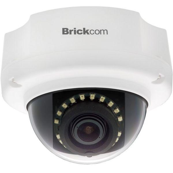 Brickcom FD-200Ap IP-Sisäkamera 2M IR15m LAN/PoE 3.3-10.5mm