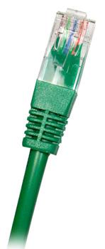 CAT5E UTP RJ45 Ethernet-kaapeli 7m Vihre