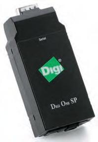 Digi One SP 1x RS-232/422/485 RJ45