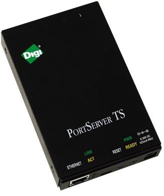 Digi PortServer TS 1x RS232 RJ45 70002042