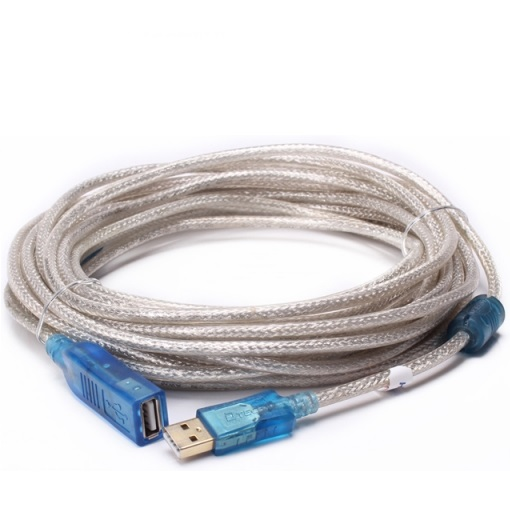 DTECH USB 2.0 10m Extension Cable (active) A Male - A Female
