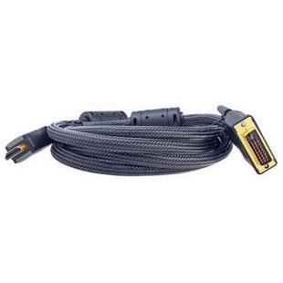 DTECH DT-DH1018 HDMI - DVI kaapeli 1,8m