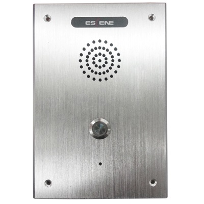 ESCENE IS-710-V2 VoIP SIP Intercom IP Phone PoE 3W Speaker IP-65