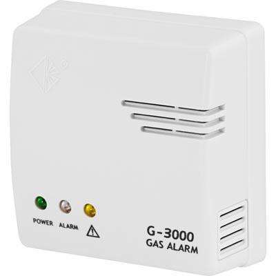Nexa G-3000 kaasuvaroitin 12V+230V