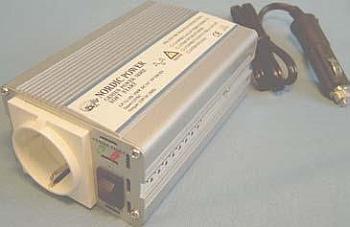 Nordic Power GP Invertteri-24V /230VAC-150W SoftStart