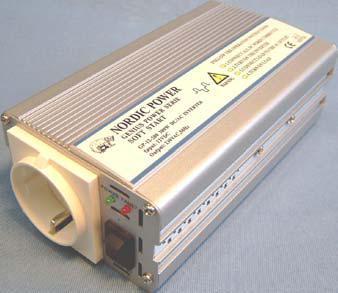 Nordic Power GP Invertteri-24V /230VAC-300W SoftStart