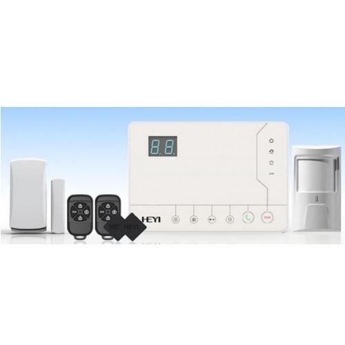 HEYI H5 GSM-varashälytin, RFID