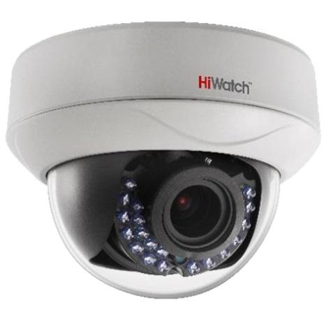 HiWatch DS-T227 (2.8-12mm) analoginen kupukamera, 2 MP
