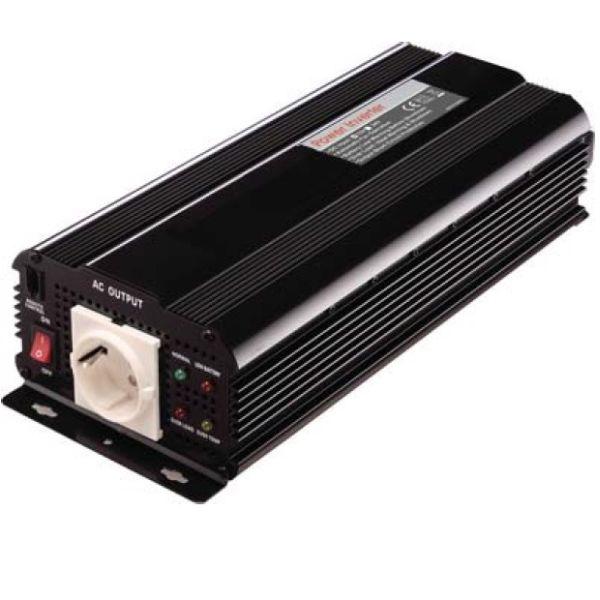 Nordic Power HP-12-1000 Invertteri-12V /230VAC-1000W