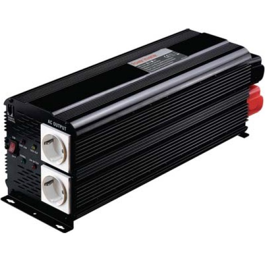 Nordic Power HP-12-3000 Invertteri-12V /230VAC-3000W