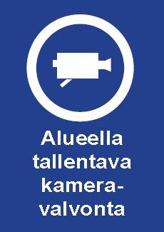 A6-tarra, Alueella tallentava kameravalvonta 5 kpl.