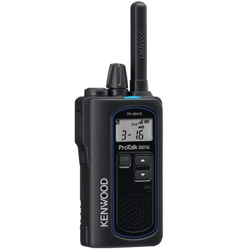 Kenwood TK-3601D dPMR radiopuhelin Digital/ analog PMR446