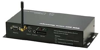Legato GSMS-THR-X SMS Alert Controller 8xIN+2xAD
