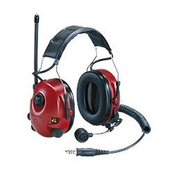 Peltor M2RX7A-07 Alert headset päälakisanka FM-radiolla