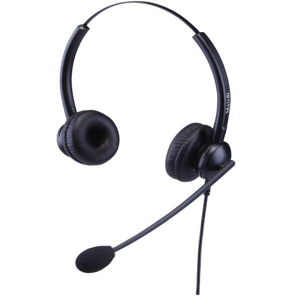 Mairdi MRD-510DS Call Center Headset