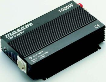 Mascot 9987 12VDC/230VAC 1000W Invertteri