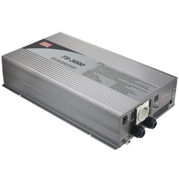 Mean Well TS-3000 48VDC/230VAC 3000W Siniaalto invertteri