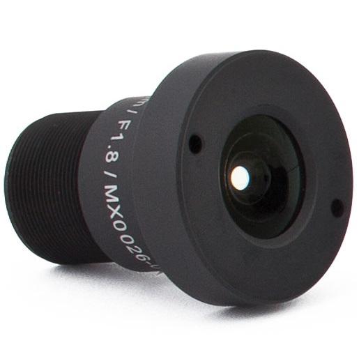 Mobotix MX-B036 laajakulmaoptiikka