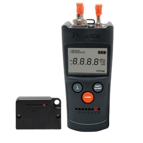 Pro'sKit MT-7602 Fiber Optic Power Multimeter, kaapelintestauslaite
