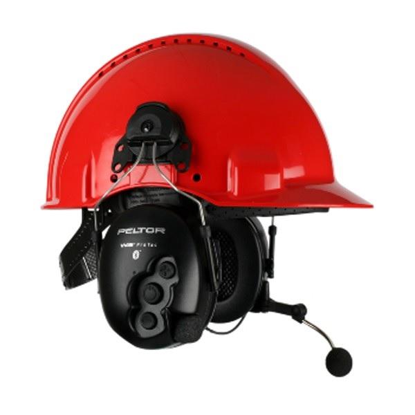 Peltor WS Protac XP Bluetooth Flex MT15H7P3EWS5-77 kypäräkiinnike