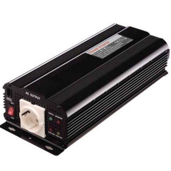 Nordic Power HP-24-600 Invertteri-24V /230VAC-600W