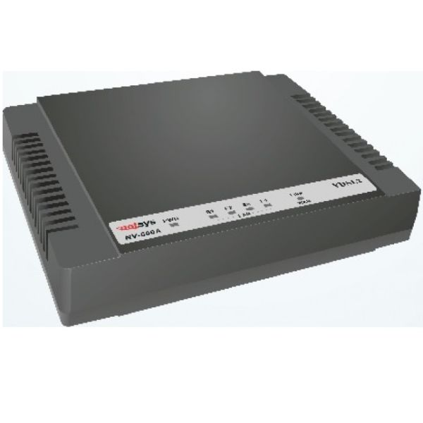 NetSys NV-600A VDSL2 CPE Modem, 100Mbit/s LAN: 4x 10/100