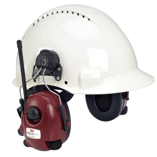 Peltor Alert M2RX7P3E2-01 Radiokuulosuojain kypäräkiinnikkeellä