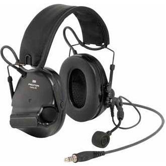 Peltor ComTac XPI MT20H682FB-38 SV Headset musta