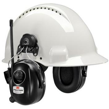 Peltor HRXP7P3E-01 ACK XP Radiokuulonsuojain kypäräkiinnityksellä