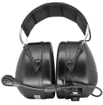 Peltor MT53H79A-47 Headset Lemo-liittimellä päälakisanka