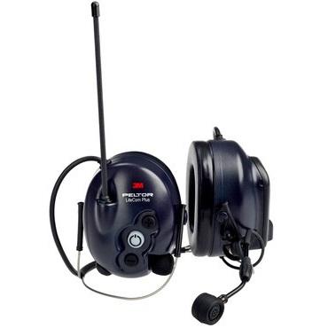 Peltor LiteCom Plus MT7H7B4410-EU, PMR446 Niskasangalla