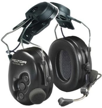 Peltor Tactical XP MT1H7P3E2-77 Headset Flex-77 kypäräkiinnike