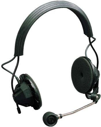 Peltor MT32H02 kevyt headset kahdella kuulokkeella J11 liitin