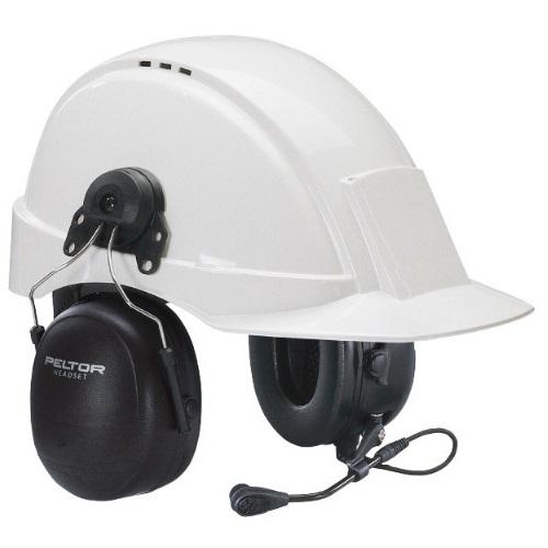 Peltor MT53H79P3E-77 Headset Flex -77 liitimellä, kypäräkiinnitys
