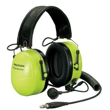 Peltor MT7H79F-01 GB Ground Mechanic Communications Headset