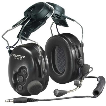 Peltor Tactical XP MT1H7P3E2-07 headset, J11- natoliitin kypäräkiinnike