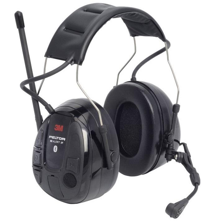 Peltor WS Alert MRX21A2WS6 XP Bluetooth -kuulonsuojain