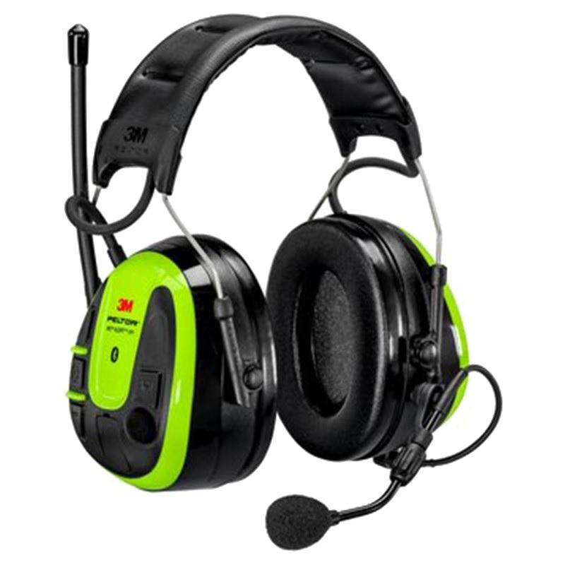 Peltor WS Alert XPI MRX21AWS6-ACK kuuleva Bluetooth MultiPoint kuulonsuojain
