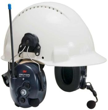 Peltor WS LiteCom MT53H7P3E4410WS5 Bluetooth Kypäräkiinnike