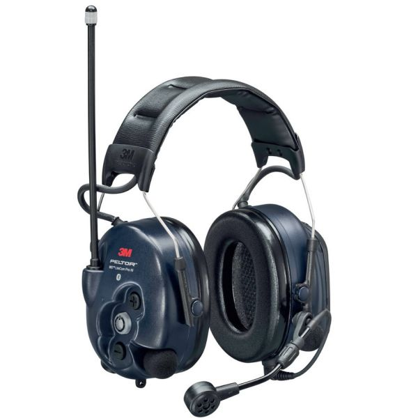 Peltor WS LiteCom Pro III Headset 403-470MHz MT73H7A4D10EU päälakisanka
