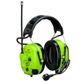 Peltor WS LiteCom Pro III MT73H7A4D10EU GB Headset PMR446